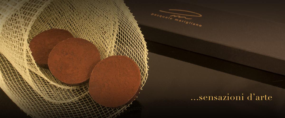 Truffes. Squisite delicatezze a base di cioccolato
