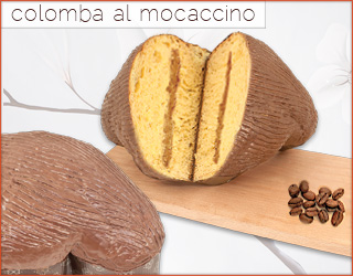 colomba al limoncello